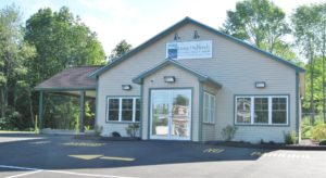 Brownville office front
